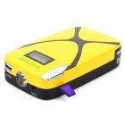 The bolt power X5 Portable Car Emergency Start Power Supplier - Yellow