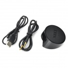NBEI BMR-01B Bluetooth v2.1 Audio Receiver for Speaker / Cell Phone - Black