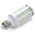 E27 9W 800lm 3000K 60 x SMD 5050 LED Warm White Light Maize Lamp - (AC 110~130V)