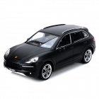 AK AK56096 2-CH Porsche Cayenne 1:14 R/C Car Toy - Black
