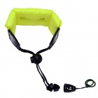 Fat Cat Wrist Strap Floaty Foam Dive Strap / FKM Screw Ring for Gopro Hero 4/ 3+/3/2/1/SJ4000
