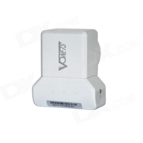 VONETS VHT4G Portable Wireless 3G / 4G Wi-Fi Router AP Repeater w/ 2.1A USB AU Plug Charger - White