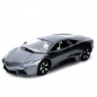 AK AK56069 Lamborghini Reventon Roadster 1:14 R/C Car Toy - Black