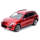 AK AK56096 2-CH Porsche Cayenne 1:14 R/C Car Toy - Red