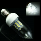 E27 3.8W 200lm 27 x SMD 5050 LED Cool White Light Lamp Bulb (110~120V)