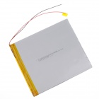 "Replacement 3.7V 5500mAh Li-ion Battery for 9-9.7"" Tablet PC - Silver"