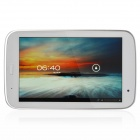 HYUNDAI T7 7.0' IPS Android 4.2 Quad Core Tablet PC w/ 1GB RAM, 8GB ROM, Camera - Silver + White
