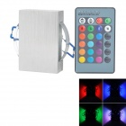 FengYang RGB008 3W 90lm LED RGB Decoration Light w/ Remote Controller (90~265V)