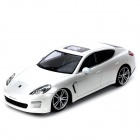 AK AK56099  Porsche Panamera Roadster 1:14 R/C Car Toy - White