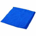 A120 Super Fiber Washing / Wiping / Cleaning Towel for Car - Blue (5 PCS)