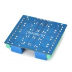 EL817 8 Channel 5V 10A Relay Module w/ Optocoupler - Deep Blue
