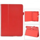 "Protective PU Leather Case w/ Auto Sleep for Amazon Kindle Fire HDX 8.9"" - Red"