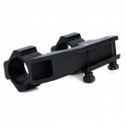 Integrated Gun Guide Rail Mount for M4 - Black