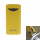 "JJZ Z-36 Bumblebee Style Rechargeable ""5200mAh"" Mobile Power Source Bank - Yellow"