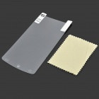 PET Screen Protector for LG Nexus 5 - gjennomsiktig