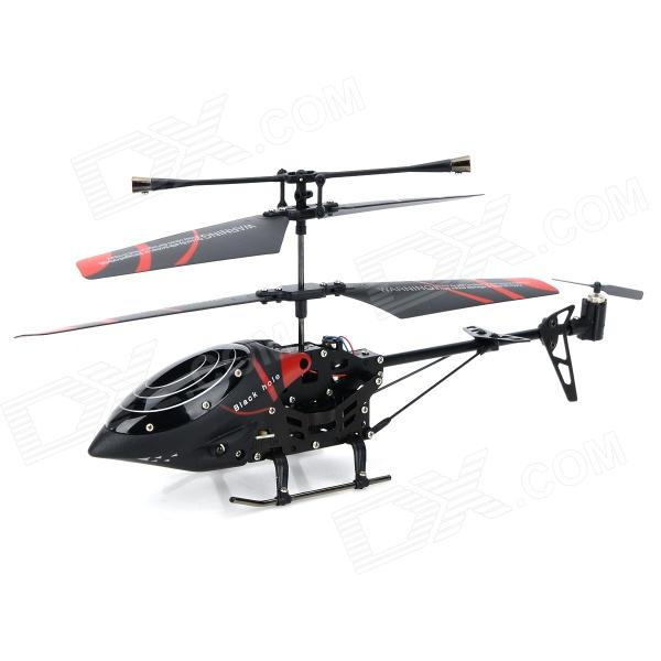 YD-111 Rechargeable 3-CH Gyro R/C Helicopter w/ Controller - Red + Black