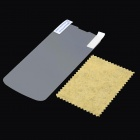 YI-YI Matte ARM Screen Protectors w/ Cleaning Cloth for LG Nexus 4 E960 - Transparent (10 PCS)