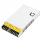 AC 100~240V to 12V 30A / 360W Switching Power Supply Converter - Silver