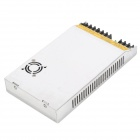 AC 100 ~ 240V til 12V 30A / 360W Switching Power Supply Converter - sølv