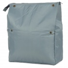 Creeper Oxford Isothermic Bags for Picnic - Grayish Green (15L)