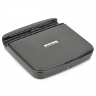 Miniisw MN21 Charging Docking Station w/ Battery Dock for Samsung Galaxy Note 3 N9000 - Black