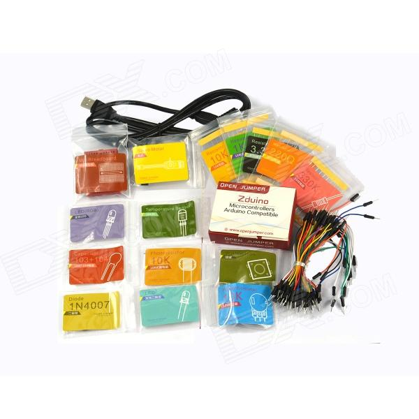 Openjumper component basic element pack kit for arduino