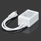 IR-D DC 12V Single Channel 6A IR Dimmer Controller - White (1 x CR2025)