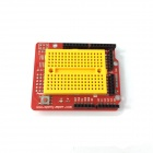 OpenJumper Uno Extension Board w/ Mini Bread for Arduino - (Works with Official Arduino Boards)