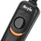 MEYIN RS-802 Cable Shutter Remote for Nikon Camera - Black (Cable Length-80cm)