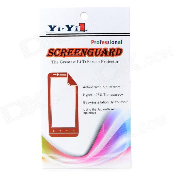 YI-YI Matte ARM Screen Protectors w/ Cleaning Cloth for Samsung Mini i8190 - Transparent (10 PCS) yi laiwei ylw14bx166