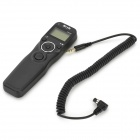 MEYIN TW-830 1,2 LCD Timer fjernkontroll for Canon EOS / 7D / 5DSERIES / 1DSERIES / 50D