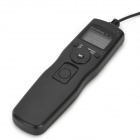 "N10 1.2"" LCD Digital Timer Remote Control for Nikon D7000 / D5000 / D3100 / D90 - Black"
