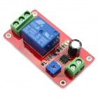Jtron Delay-off Relay Module / Trigger Delay Switch - Red