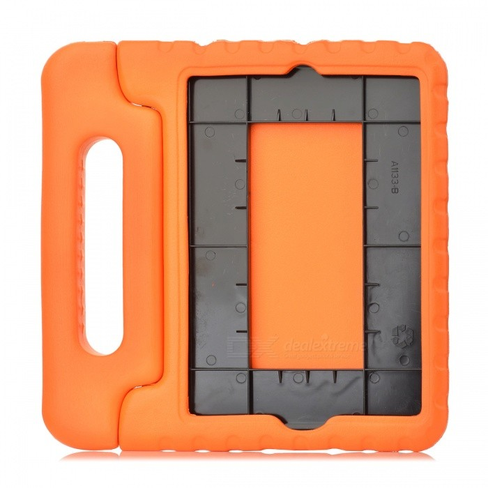 30002 Conveniente Portable EVA Case W / soporte para Ipad MINI 2 - Naranja