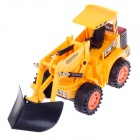 8028 Super Powerful 5 Channel Remote Control Simulation Truck / Open Truck - Yellow (3 x AA)