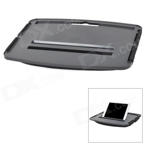 Cooskin DT-121 universell Lap Desk for Tablet PC / 15-tommers Laptop - svart