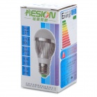 HESION HS01003A 3W270LM 6000K lumière blanche LED Lampe E27 - or + blanc (85 ~ 265V)