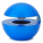 AOYUNSHENG BT-218 3.5mm USB Bluetooth V2.1 + EDR Speaker w/ Micro USB / TF - Blue