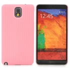 Stylish Protective ABS Back Case for Samsung Galaxy Note 3 N9000 / N9002 / N9005 / N9006 - Pink