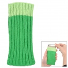 Protective Woolen Yarn Bag for IPhone 5 / 5s / Samsung i9300 - Green