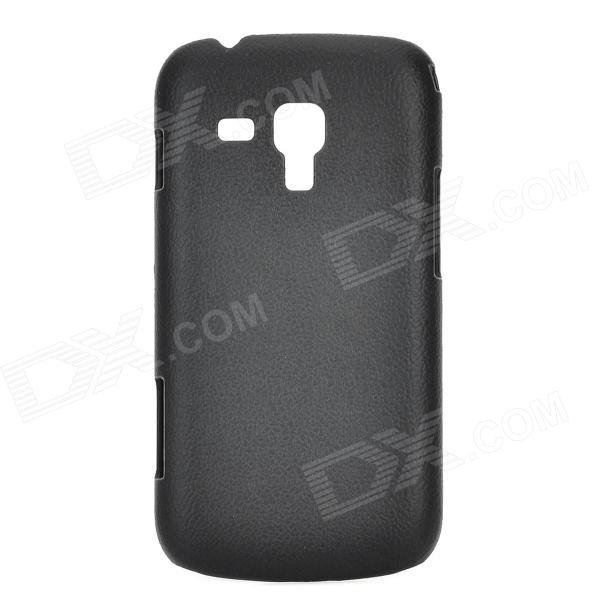 Protective ABS Back Case for Samsung Galaxy Trend Duos S7562 / S7560 - Black