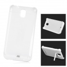 DiWeinuo External 3800mAh Battery Back Case w/ Stand for Samsung Galaxy Note 3 - White