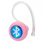 Universal Bluetooth V3.0+EDR Stereo In-ear Headphone w/ Microphone for Iphone / Ipad (Cable-78cm)