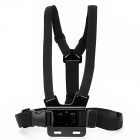 HGYBEST Freedom Comfortable Elastic Chest Belt for Gopro Hero 4/ 3 / 3+ / 2 / Flashlight / SJ4000