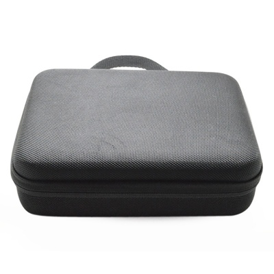 BZ102 Protective Camera Storage Bag for GoPro Hero 4/3+/3/2 - Black