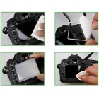 ND600 Protective Snap-on Hard LCD Screen Protector Cover for Nikon D600 - Transparent