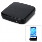 Convenient Folding Charging & Data Sync Station + USB Cable for LG NEXUS 5 - Black