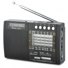 Shouyu SY-X5 Full-wave Band 1.5'' LCD Stereo FM / MW / SW Radio w/ Stand / TF Card Slot