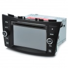 "KLYDE KD-7055 7 ""Touch-Screen-Auto-DVD-Spieler w / Bluetooth / GPS / TF für Suzuki Swift 2011 ~ 2012"