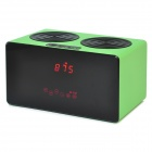 kr-7500 Touch Screen Speaker w/ Micro USB / TF / FM for Cellphone / MP3 /MP4 + More (USB DC5V)